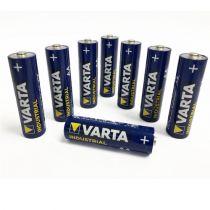 Leistungstarke Alkaline Batterien