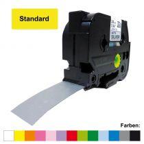 Schriftband Serie TZe, Standard Hinterbanddruck