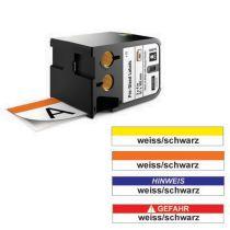 XTL zweifarbige Sicherheitsetiketten