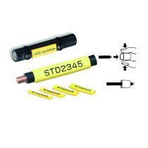 T-800 Ovales Hülsenprofil (PO) PVC