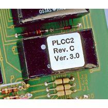 Komponentenetiketten UV-beständig TEDLAR (TDP43ME)