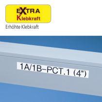 Komponentenetiketten Polyester extra Klebkraft (TDP43ME)
