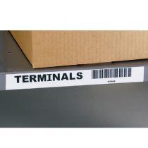 Komponentenetiketten Vinyl-Gewebe (LS8E)