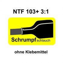 NTF 103, Schrumpfrate 3/1